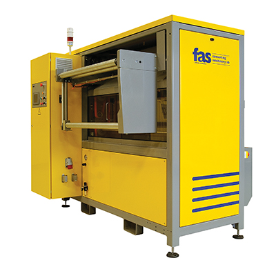 PECO QBX2 bag machine
