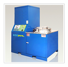 EcoPure solvent recovery unit
