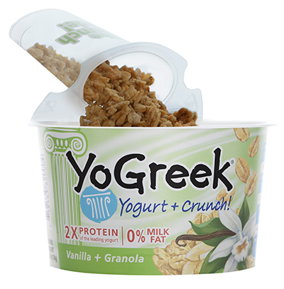 Voskos yogurt