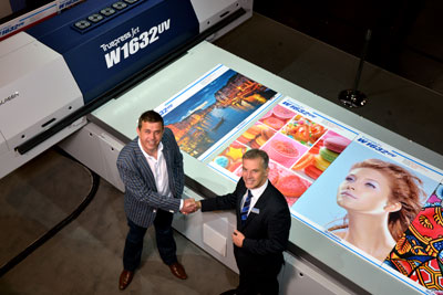 Screen Truepress Jet W1632UV