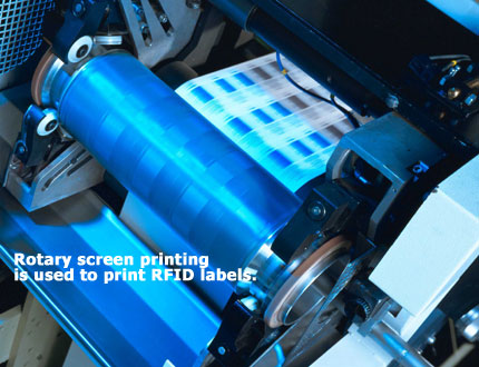 Rotary Screen Printing's Contribution to RFID, Part 2